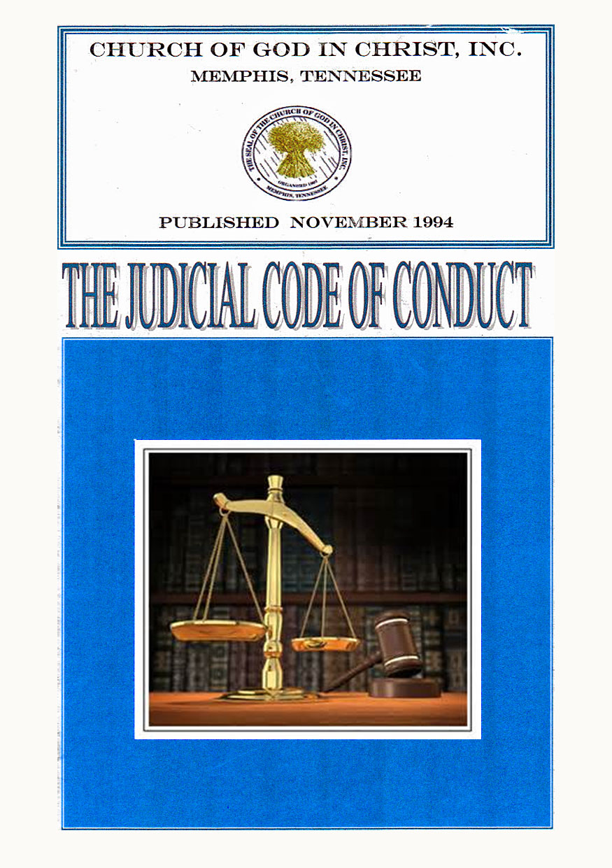 The Judicial Code of Conduct (book)